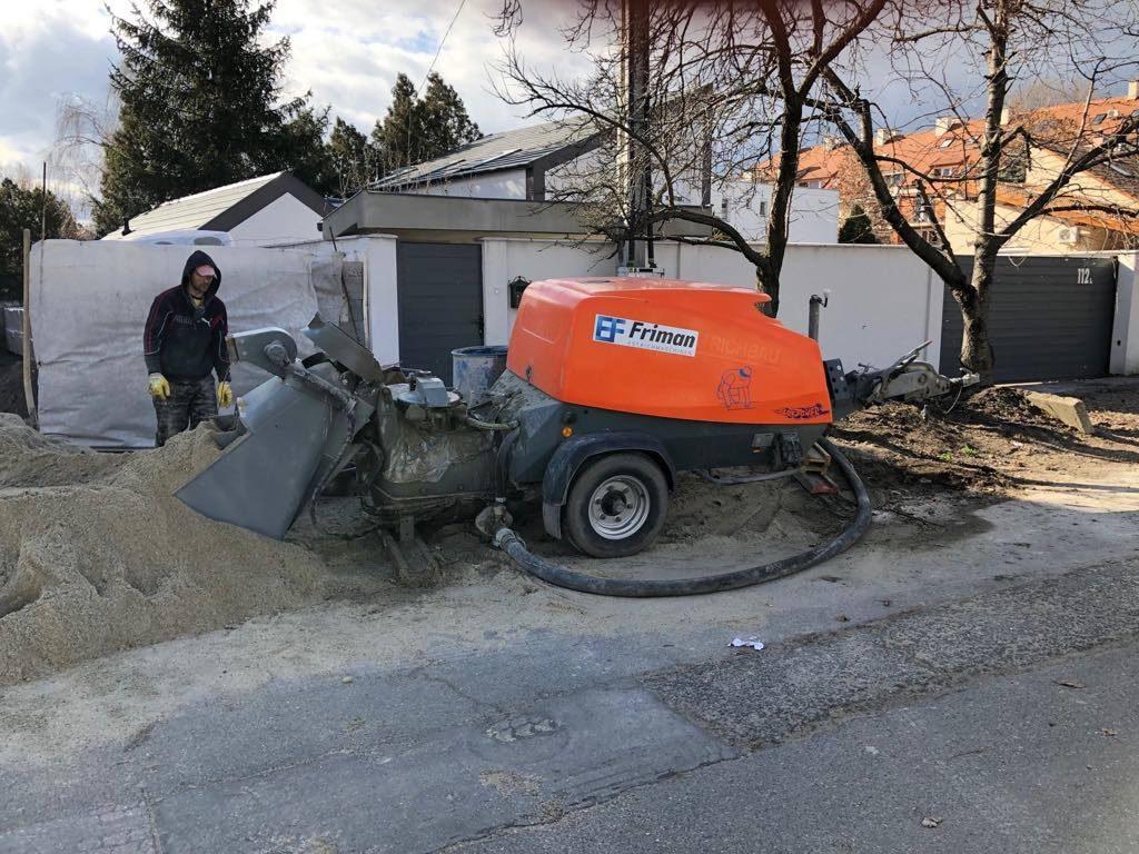 szucsbeton.hu szolgáltatások estrich betonozás