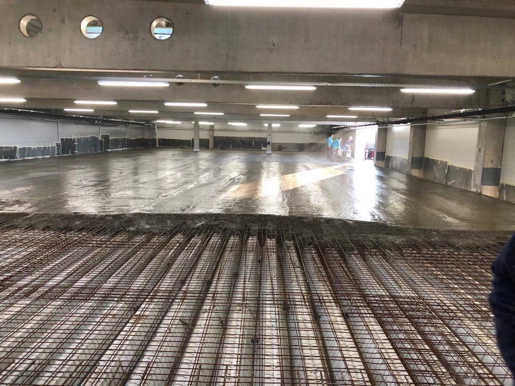 szucsbeton.hu szolgáltatások ipari padló betonozás